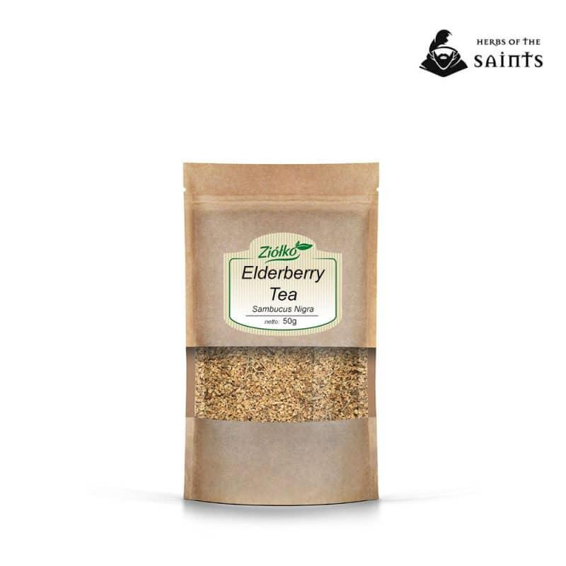 Sambucus Nigra Elderberry Tea 100% Pure Organic