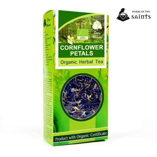 Cornflower Petals Organic