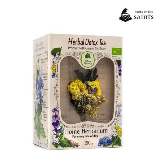 Home Herbarium - Herbal Detox Organic