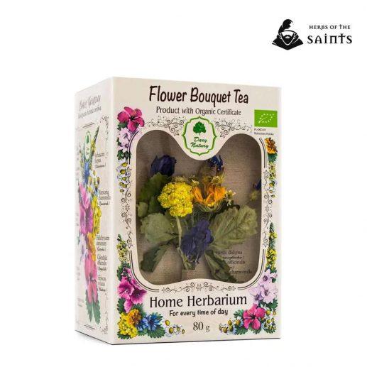Home Herbarium - Organic Flower Bouquet