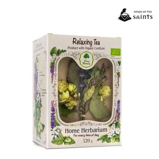 Home Herbarium - Relaxing Tea Organic