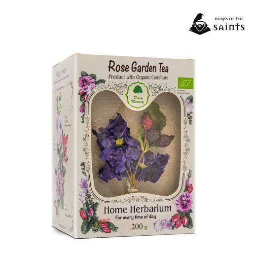 Home Herbarium - Rose Tea Organic
