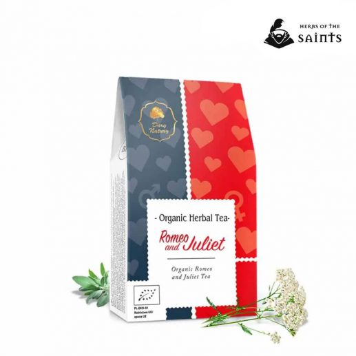 Romeo and Juliet Organic Tea