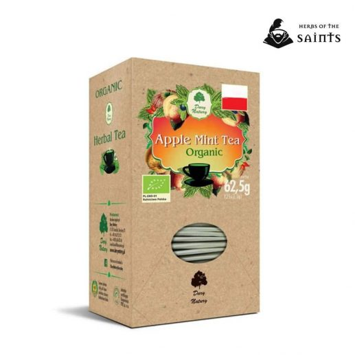 Apple Mint Organic Tea