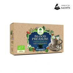 Blood Pressure Organic Tea 25x2g - Dietary Supplement