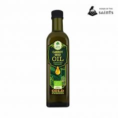 Carrot Seed Organic Oil, 100% Pure, Cold Pressed, Certified