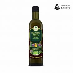 Milk Thistle Organic Oil, 100% Pure, Cold Pressed, Certified