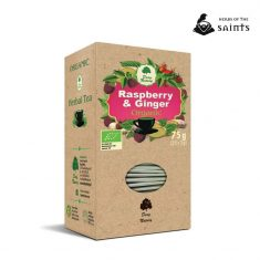 Raspberry & Ginger Organic Tea