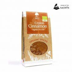 Cinnamon Ceylon Organic Powder