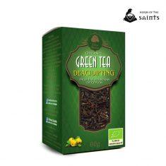 Deacidifying Green Tea Organic