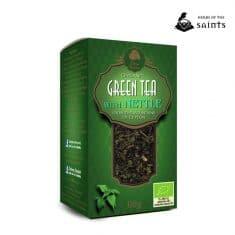 Nettle Green Tea Organic