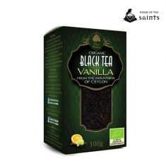 Organic Black Tea - Vanilla