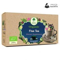 Flue Tea Organic - dietary supplement