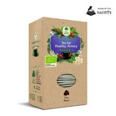 Organic Tea for Healthy Artery