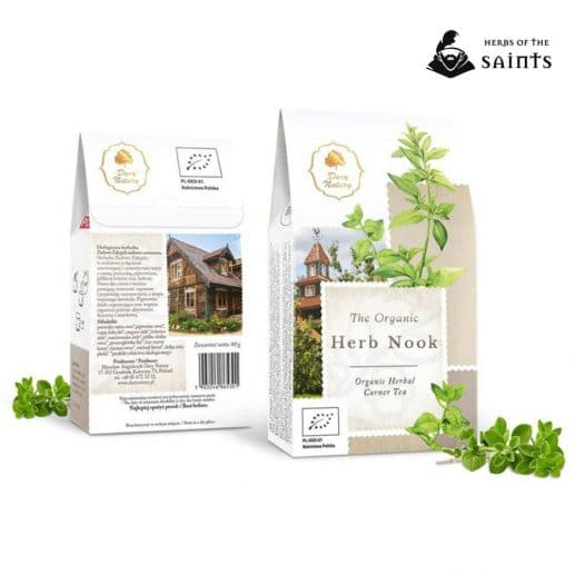 The Organic Herb Nook